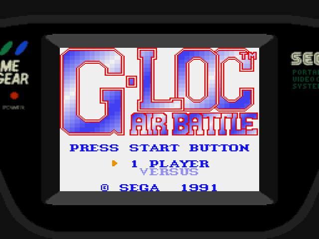 Test Game Gear : G-Loc G-LocAirBattle000-1