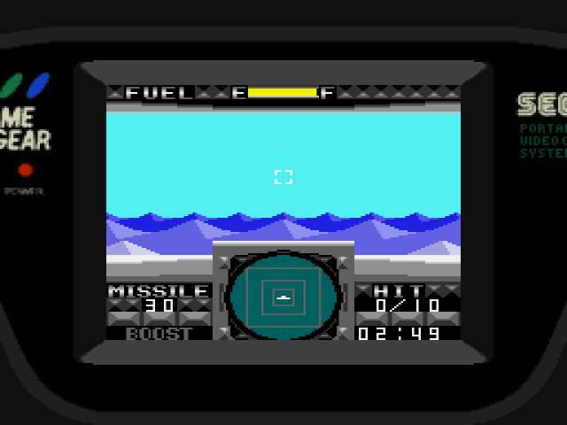 Test Game Gear : G-Loc G-LocAirBattle003-1