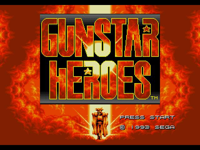 Test : Gunstar Heroes GUNSTAR007