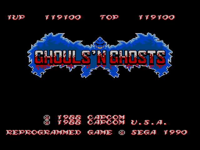 Test : Ghouls 'n Ghost GloulsnGhost015