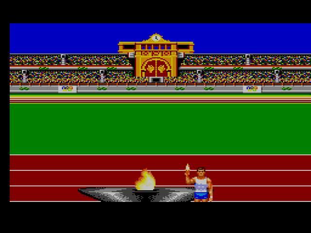 Challenge : Olympic Gold OlympicGoldBarcelona92000