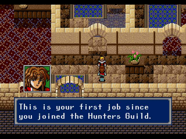 Test Megadrive : Phantasy Star 4 PSTAR4011