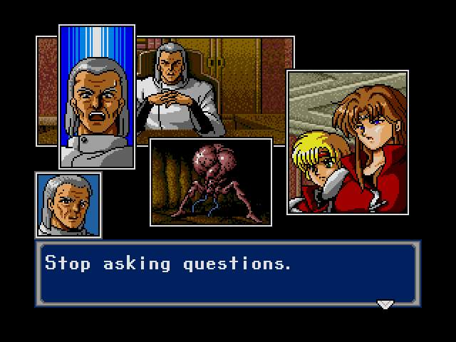 Test Megadrive : Phantasy Star 4 PSTAR4015