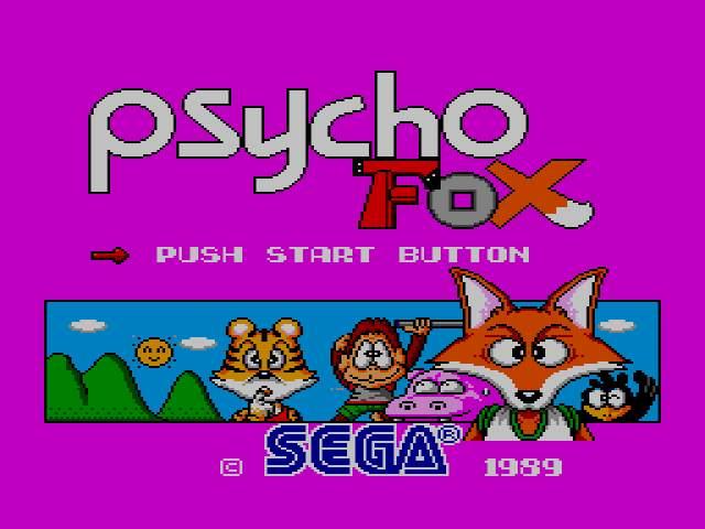 Test : Psycho Fox PsychoFox0000