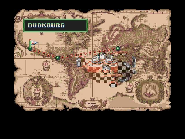 Test Megadrive : Quackshot QuackShotStarringDonaldDuck002