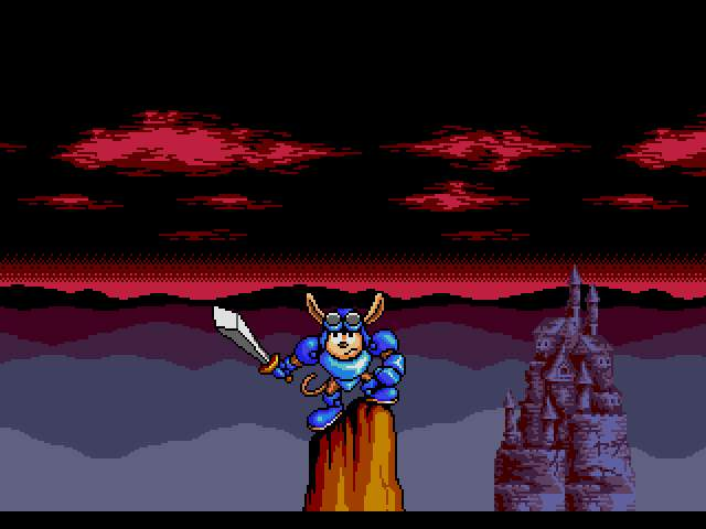 Test Megadrive : Rocket Knight RocketKnightAdventuresU003