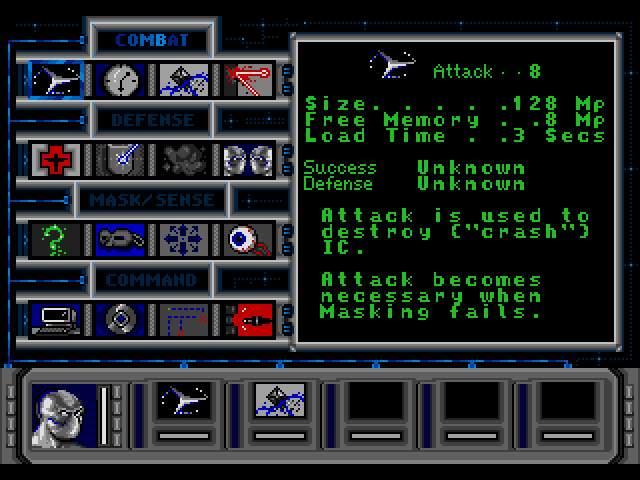 Test Megadrive : Shadowrun SHADORUN000