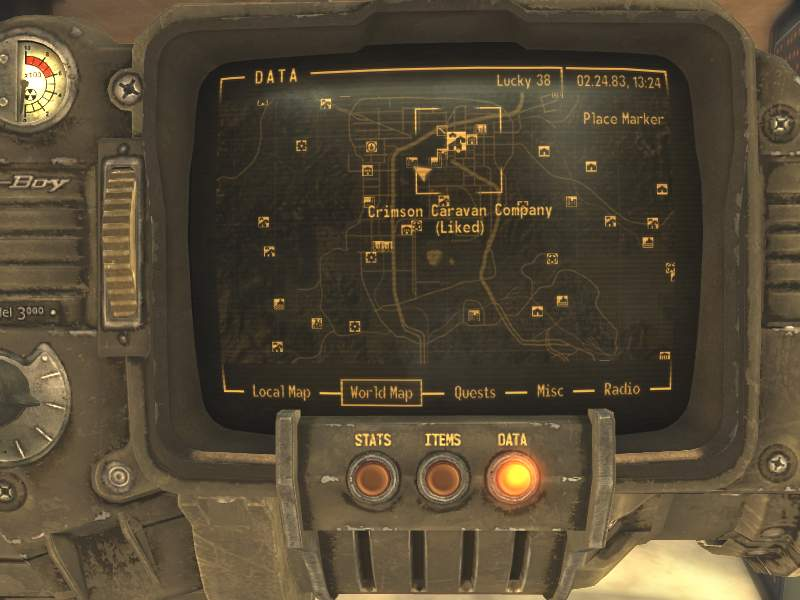 Dossier : Fallout ScreenShot12