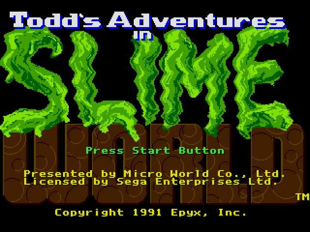Test Megadrive : Slime World SlimeWorldJapan005