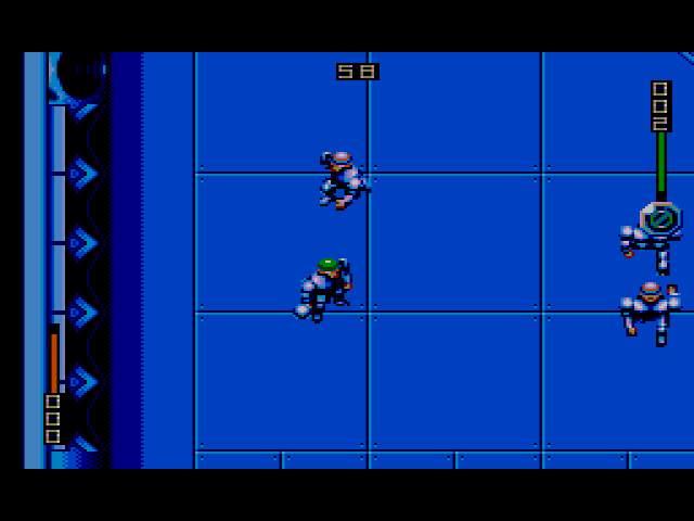 Test : Speedball 1 & 2 et oui Speedball2009