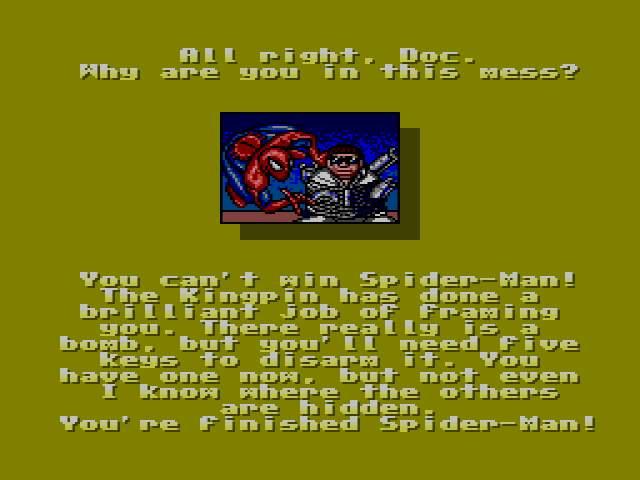 Test : Spiderman vs kingpin Spider-ManvstheKingpin000