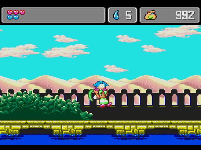Test : Monsterworld IV WonderBoyVI-MonsterWorldIV010