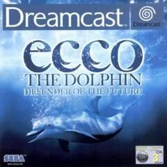 Test Dreamcast : Ecco, Defender of the future. Covert