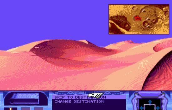 Test Megacd : Dune Dune3