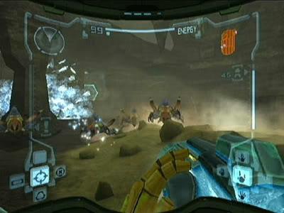 Test Nintendo : Metroid Prime (les trois) Metroid-prime-4
