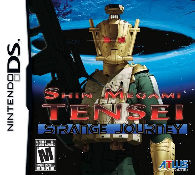 Test : Shin Megami Tensei : Strange Journey 1_zpsa39c474d