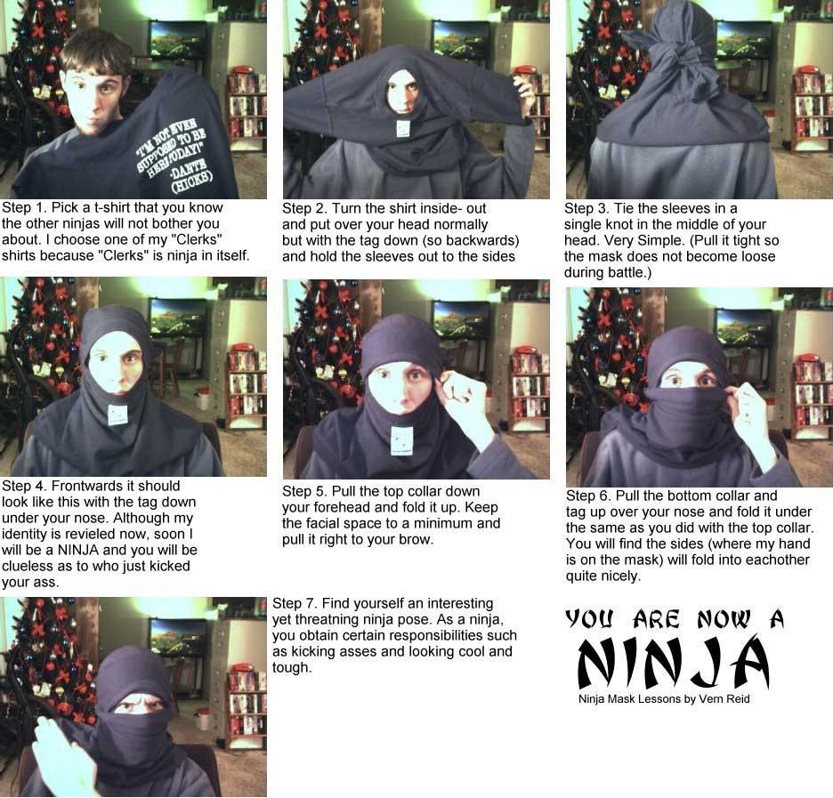 Le topic du n'importe quoi .. - Page 20 Ninjalesson