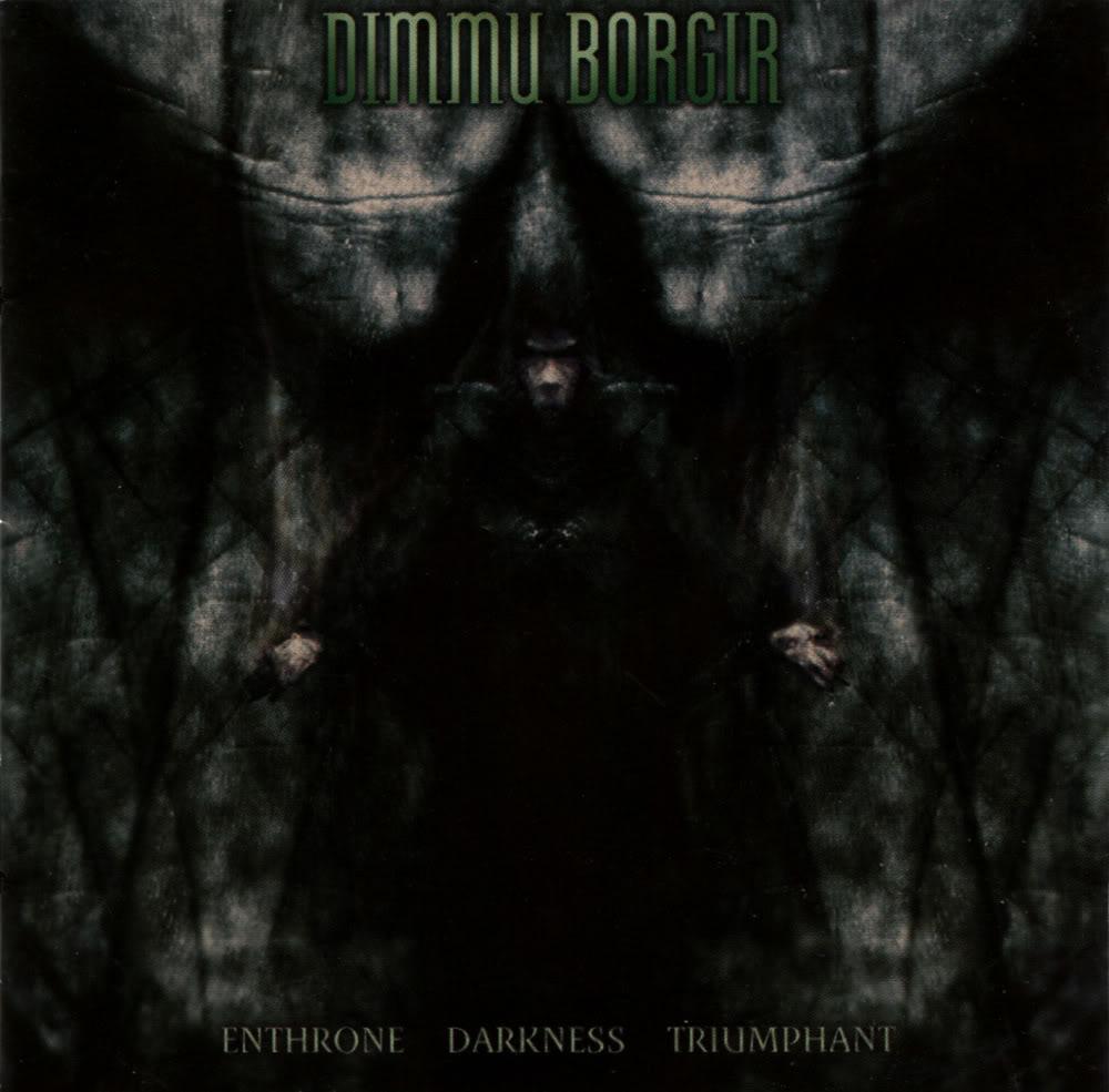 Enthrone Darkness Triumphant Enthrone