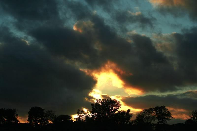 couple of sunsets Sunset