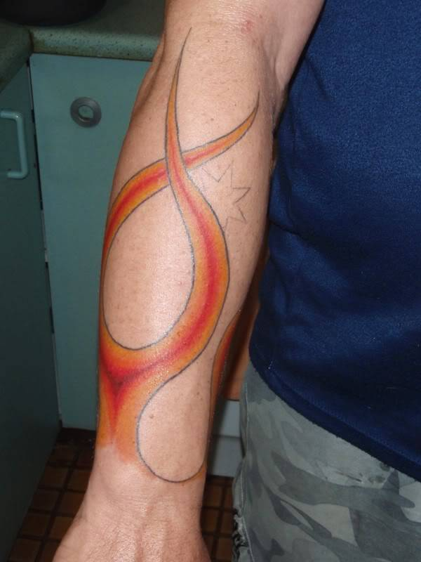 Tattoos.... 007