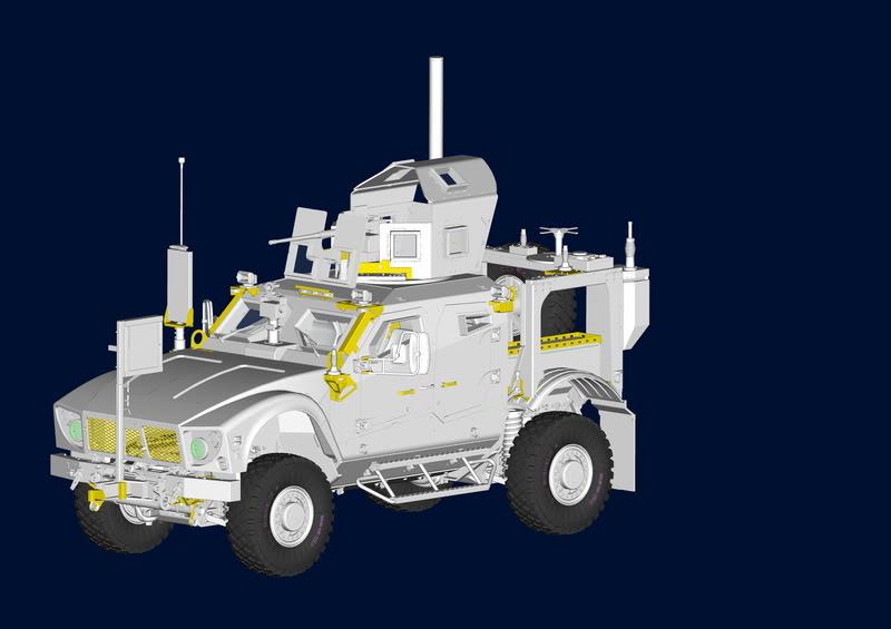 PANDA HOBBY - M-ATV MRAP 0003_