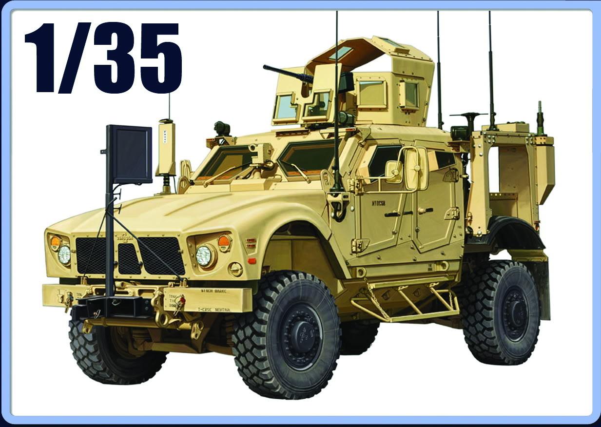 PANDA HOBBY - M-ATV MRAP M-ATVcover