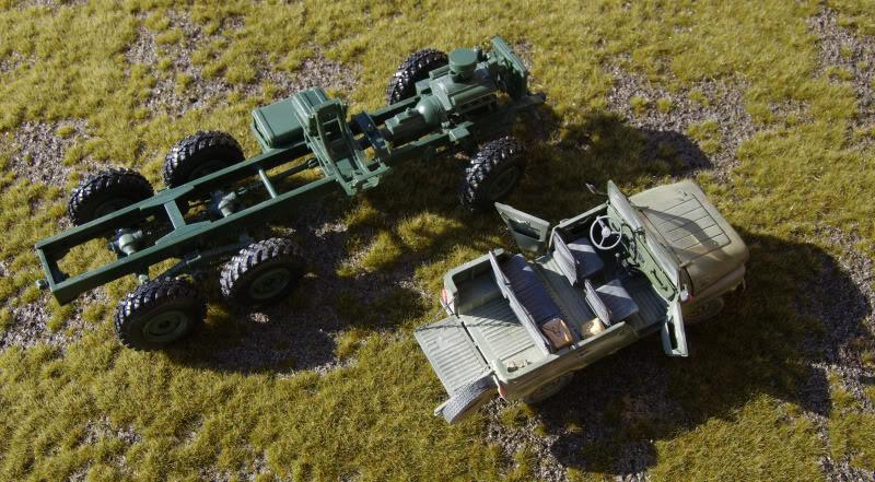 АПА-5Д - на шасси Ураз-4320 1uralae