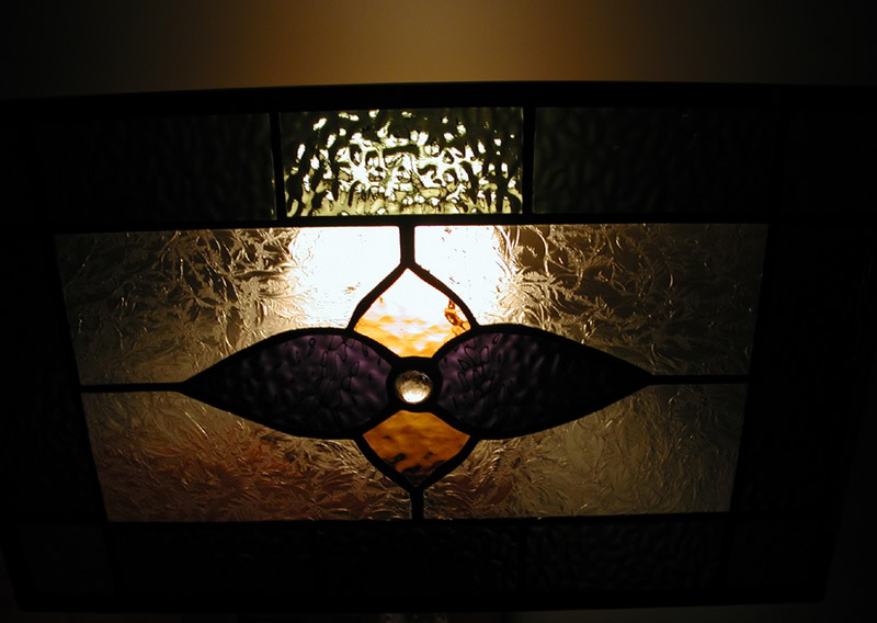 Alors voici mon tout premier vrai vitrail ... DSCN4457_Crop