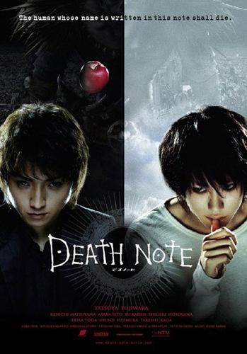 Vos derniers coups de Coeur DVD, Séries,TV..... - Page 2 DeathNote_movie1