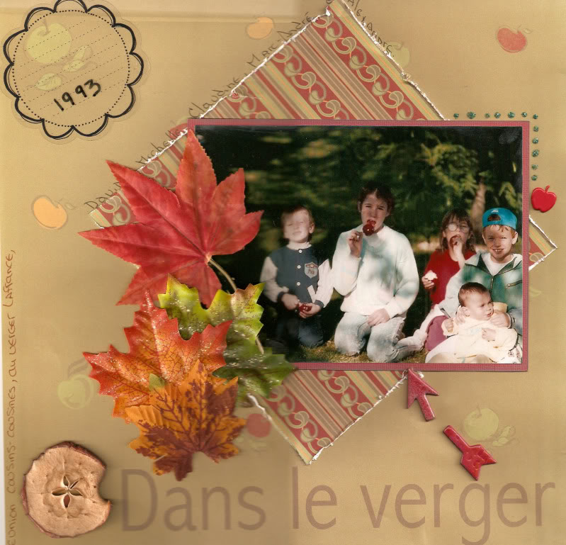 Mes  pages du w-e 180-Dansleverger24octobre2009