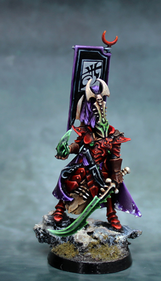 Painting Eldar Allies. Do you paint them in the same scheme? IMG_4966