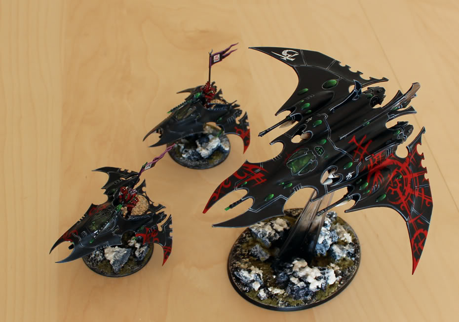 Painting Eldar Allies. Do you paint them in the same scheme? Alle-4