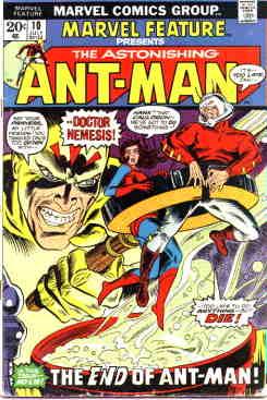 L'HOMME-FOURMI ( Ant-man ) Pr0108