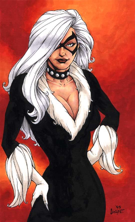 LA CHATTE NOIRE ( Black Cat ) 8717c899