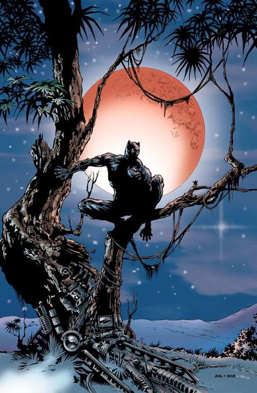 LA PANTHERE NOIRE Blackpanther