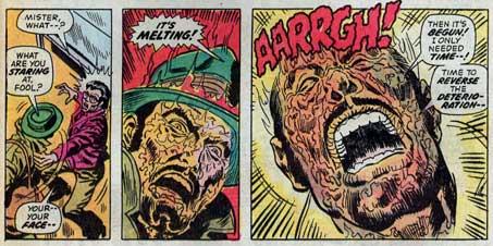 L'HOMME DE METAL ( Molten-Man ) Page3