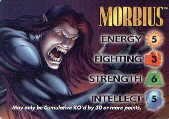Morbius MorbiusIQ