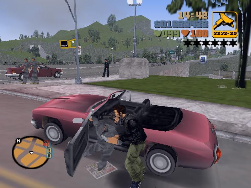 تحميل لعبة جتا 3 GTA بحجم 210 ميجا فقط grand theft auto 3  Gta3-pc-stealing
