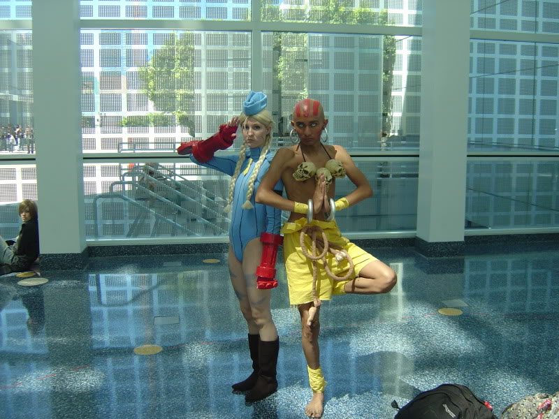 Your Cosplay Pics Here - Page 3 CammyxDhalsim