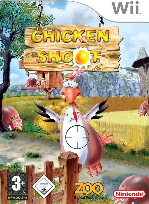 Its official: Nintendo is the best company ever. No, really. ChickenShoot