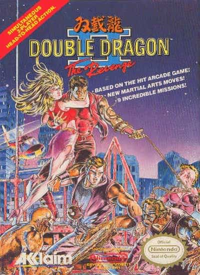 What's the one game that best sums up your childhood gaming experience? DoubleDragon2