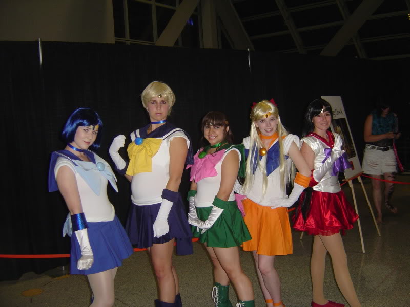 Your Cosplay Pics Here - Page 3 SailorScouts