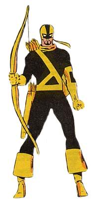 L'ARCHER NOIR ( Black Archer ) ArcherNoir