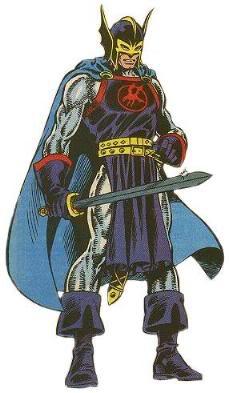 LE CHEVALIER NOIR ( Black Knight ) ChevalierNoir