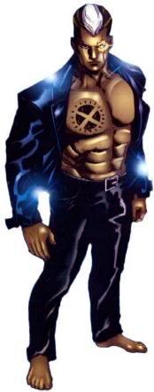 X MAN X-ManRevolution