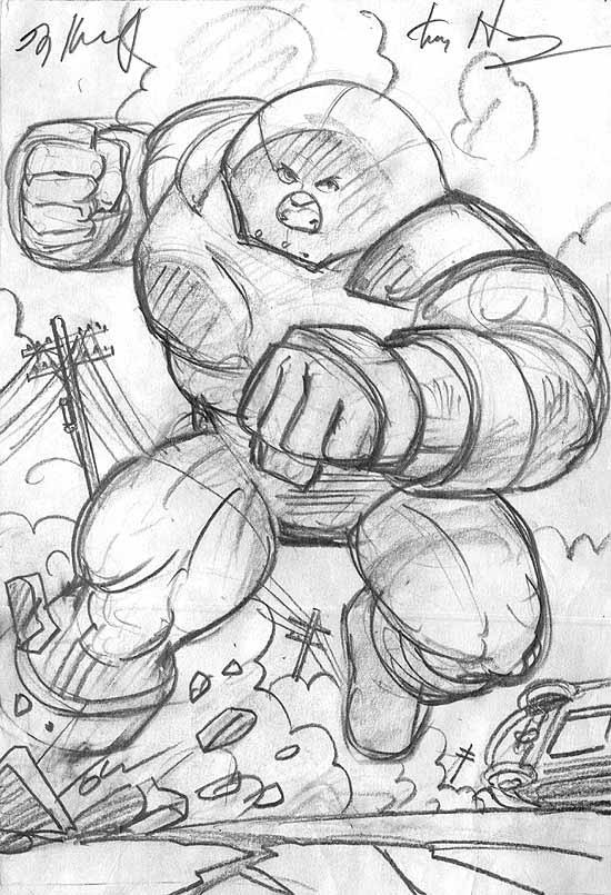 LE FLEAU Juggernaut5