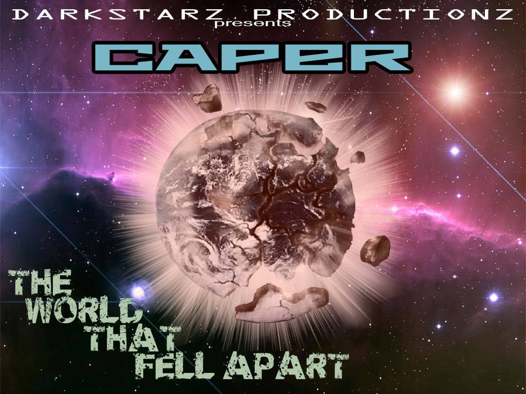 The World That fell Apart - Caper - Free Album Theworldthatfellapartcover