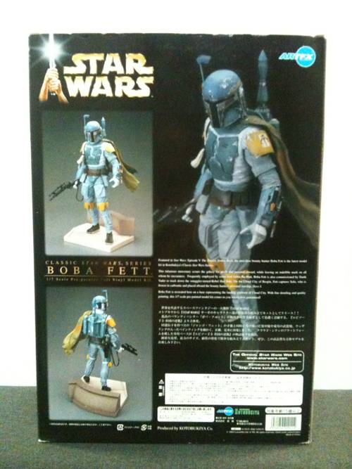 FS: Fett Kotobukiya (Price Revised) Koto2