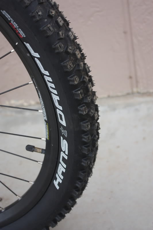 Schwalbe Hanz Dampf Initial Review IMG_0175