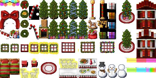 [VX/Ace] Recursos navideños Christmaspackage_8